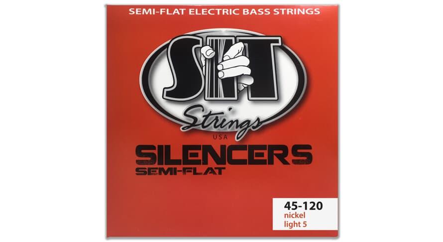 S.I.T. NRL545120L Silencer 5string Light