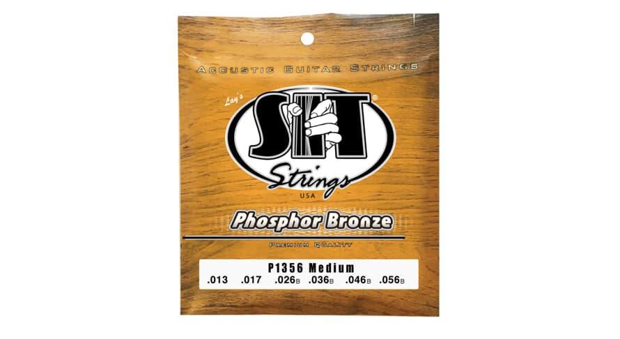S.I.T. P1356 Phosphor Bronze Medium