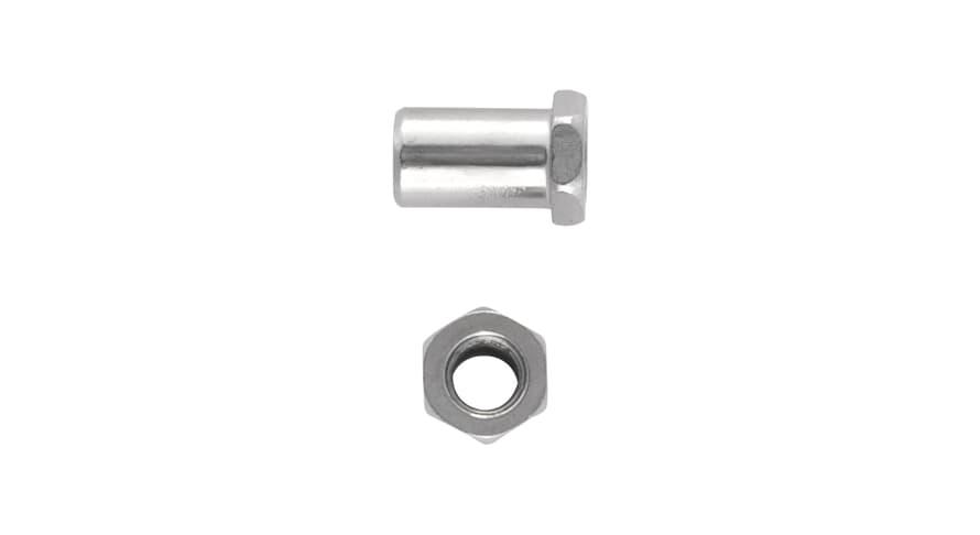Dixon PAWN-LN-HP Lug Nut 12Pcs