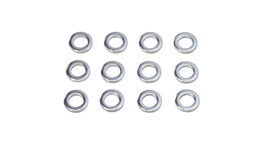 Dixon PAWS-11V-HP Metal washer for tension rod 12pc/pk