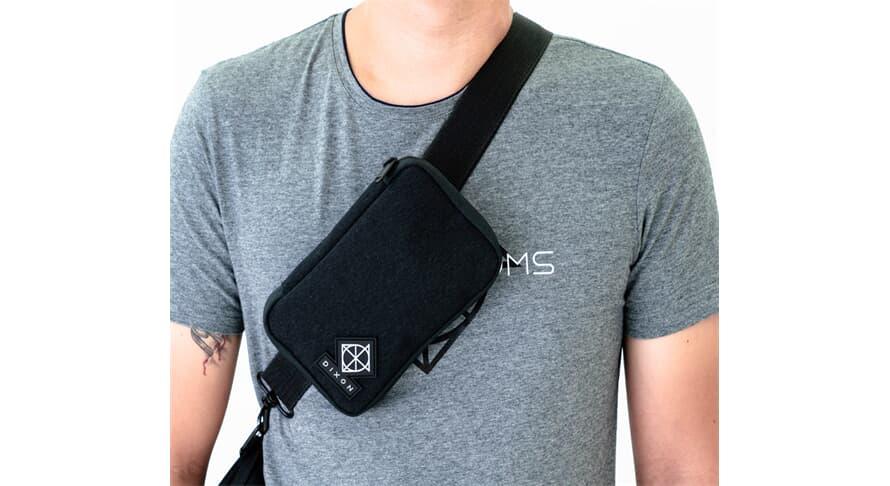 Dixon PCB-DP-HP Drummer's Pouch Bag
