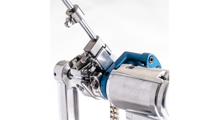 Dixon PP-PCP1 Precision Coil Single Pedal Double Chain
