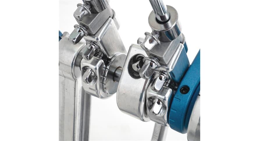 Dixon PP-PCPDL1D Precision Coil Lefty Double Pedal