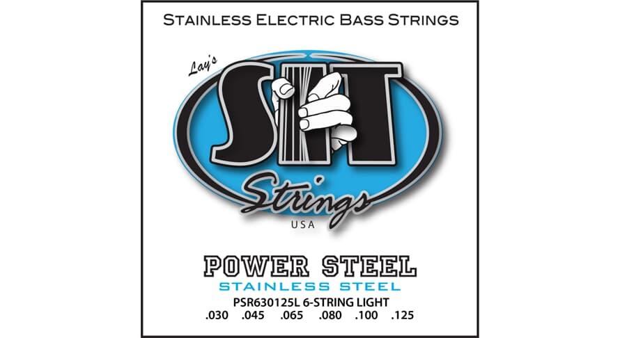S.I.T. PSR630125L Power Steel 6string