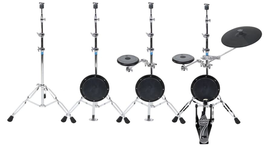 Dixon PYH-PS-BX Pro Workout Cymbal with Mounting Arm