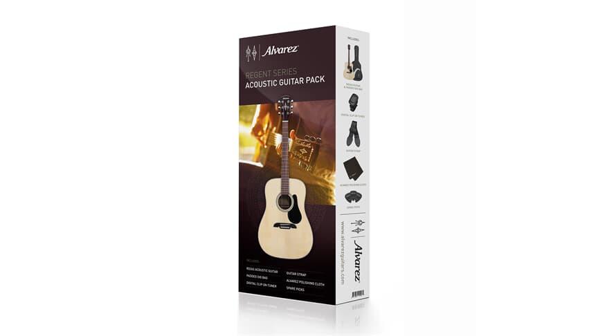 Alvarez RD26S-AGP Acoustic Guitar Pack