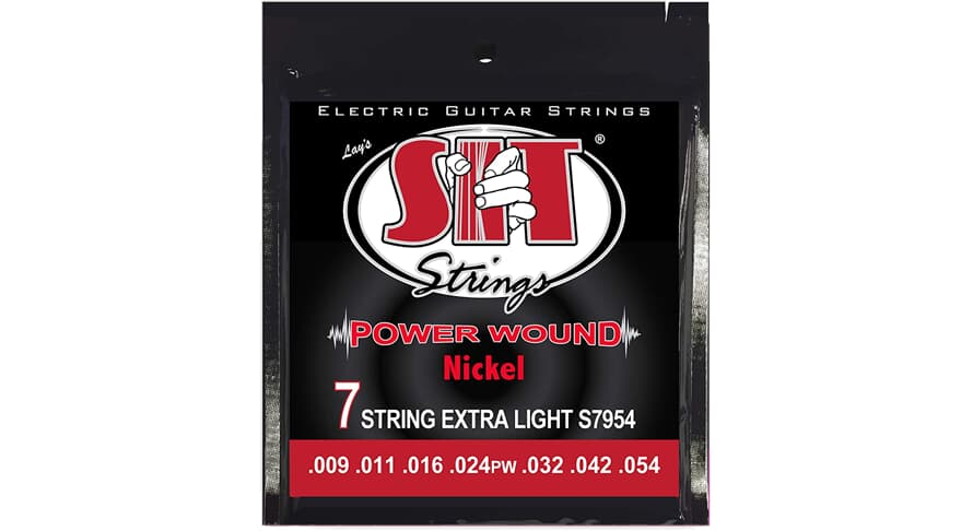 S.I.T. S7-954 Power Wound 7string Light