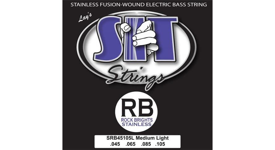 S.I.T. SRB45105L Rock Bright Stainless Medium Light