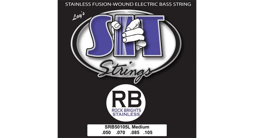 S.I.T. SRB50105L Rock Bright Stainless Medium