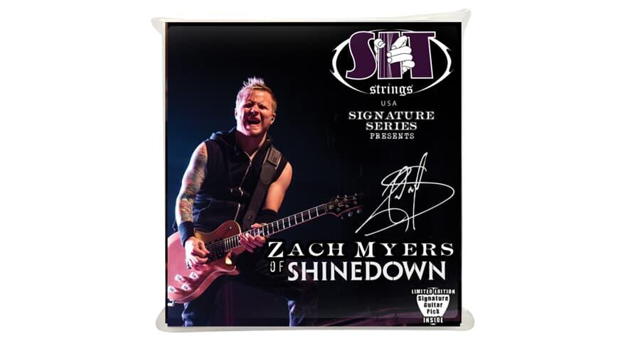 S.I.T. SS-S1150ZM Zack Myers Shinedown