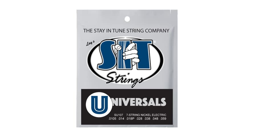 S.I.T. SU107 Balanced Tension 7string