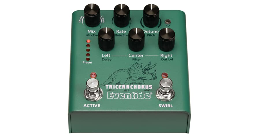 Eventide TriceraChorus